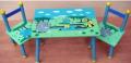 Столик с двумя стульчиками, МО 710 (Bambi (Metr+))