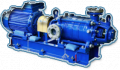 Pumps multistage section (pumps TsNS, TsNSG) for clear water (system of water supply)