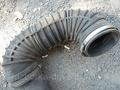 MAN air inlet corrugation