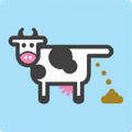 Коровий навоз, перегнивший 3-5 лет. Перегной.