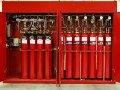 Система `WATER MIST`: Модуль пожаротушения тонкораспыленной водой с газовыми и водяными баллонами МУПТВ-EI-XXX-ГВ