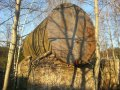 Metal tanks 25 of m3 I will sell Olevsk