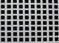 Перфорированный лист с квадратными отверстиями Размер отверстия: 8x8 мм, Габаритные размеры полотна - 1000х2000 мм, пр-во Днепропетровский завод Продмаш, Украина