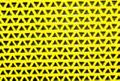 Перфорированный треугольный лист:сторона равностороннего треугольника в мм: 3,5; 5,5., Размер листа 1000х2000 мм, пр-во Днепропетровский завод Продмаш, Украина