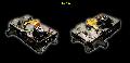 Стрелочный электропривод СП-Б для перевода, запирания и контроля положения стрелок электрической, диспетчерской и горочной централизации, устанавливают с правой или левой стороны стрелочных переводов на специальных гарнитурах