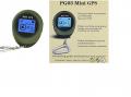 Портативный мини gps навигатор PG03 - брелок (для рыбалки, грибников и туристов). Киев