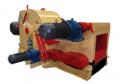 Измельчитель деревини. Промислове встаткування для здрібнювання деревини під замовлення з Китаю.