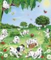 Photowall-paper Dalmatians