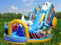 Батутный комплекс (Белые медведи) цена, купить, фото