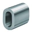 Втулка алюминиевая для обжатия каната EN 13411-3 (Оборудование подъемное и такелажное)