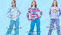 Женская пижама, артикул 784, 752в, 735п