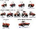 Мини - Тракторы GOLDONI (Италия)    ( от 22 л. с. )