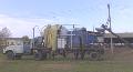Воздушно-инерционный сепаратор ВИС мобильный для сельского хозяйства