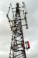 Антенные опоры и радиомачты для применения в линиях связи с размещением антенн различного типа