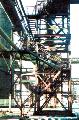 Металлоконструкции скоростных промывателей - металлоконструкции для коксохимической промышленности