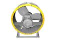 Вентилятор осевой ВО-06-300-4