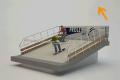 Горнолыжный тренажер PROLESKI PRO3D, Горнолыжные спуски для закрытых помещений Пролески, Горнолыжный аттракцион PROLESKI, тренажер лыжный, сноуборд тренажер,