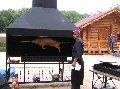 Kominki-miejsce do grillowania