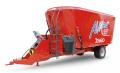 Кормосмеситель вертикальный прицепной ZAGO AVM H, техника для заготовки кормов