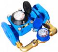 Счетчики холодной воды комбинированные MWN / JS-S PoWoGaz,