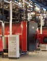 Boilers of average pressure of THS