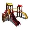 Детские игровые комплексы для детей от 3 до 6 лет