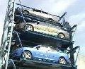 Парковочная система на 6 парковочных мест Тип: МВП -6
