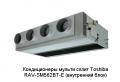 Кондиционеры мульти сплит Toshiba RAV-SM562BT-E (внутренний блок)