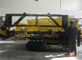 Установка горизонтально направленного бурения ZT-15D объединяет в одной машине как бурильный агрегат, так и энергостанцию, что делает её более удобной в транспортировке и установке на место работы.