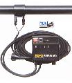 Прибор REMS ЭМСГ 160 для сварки пластиковых труб диаметром 40-160 мм электромуфтами из PE.