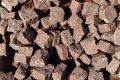 Брусчатка из гранита Лезниковского месторождения 5 х 5 х 5 см