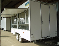 Торговый прицеп Купава 813270 - двухосный прицеп