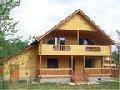 Дом деревянный финский