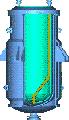 Теплообменник стальной емкостной эмалированный тип