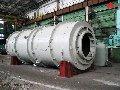 Смеситель барабанный СБФЗ-2.8х8 для смешивания, увлажнения и окомкования компонентов шихты перед подачей на агломашину при спекании. Возможно изготовление смесителей СБФЗ-2,8х8; СБФ4-2.8х8; СБФ6-2.8х8; СБФ-2.8х10