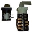 Выключатели-переключатели пакетные серии ПВП 17-29, ПВП-17-31