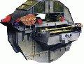 Сепараторы колесные СКВП-20 и СКВП-32.  Предназначены для обогащения углей, антрацитов и сланцев крупностью 13...