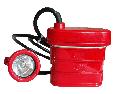 Светильник шахтный модели СВГ5, СВГ5А, СВГ5Б взрывобезопасный головной аккумуляторный   для индивидуального освещения рабочего места в подземных выработках угольных шахт, опасных по газу и пыли любой категории.