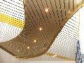 Влагостойкие алюминиевые подвесные потолки. Реечные