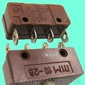 P1M10-2V Mikropereklyuchatel