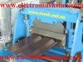 Linie do produkcji płyt warstwowych metalowych, płyt ściennych