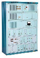 The VCh-communication equipment single-channel ABC-1-1 for the organization of a channel of communication by high-frequency consolidation of high-voltage power lines of 110 kV and above