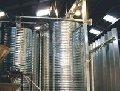 Силос хранения зерна для внутренней установки, модельный ряд NLI