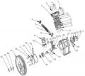 Запчастини для білоруського компрессора лб 50