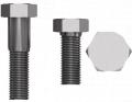 Болты с шестигранной головкой   Диаметр М10х30