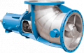 Chemical axial pump Egger (Switzerland). RPP/RPG series
