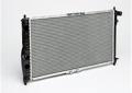 Радиатор охлаждения LUZAR Daewoo Lanos1.5