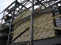 Каркасные сооружения зданий металлические