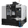 The vertical processing DAHLIH center the MCV-860 model with ChPU FANUC 21i-MB