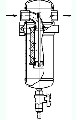 Агрегати й фільтри по очищенню повітря